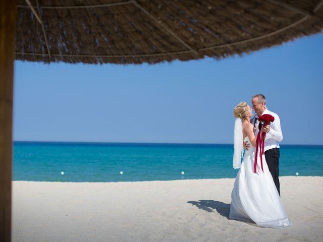 Il matrimonio di Andy e Anja a Castiadas, Cagliari 27