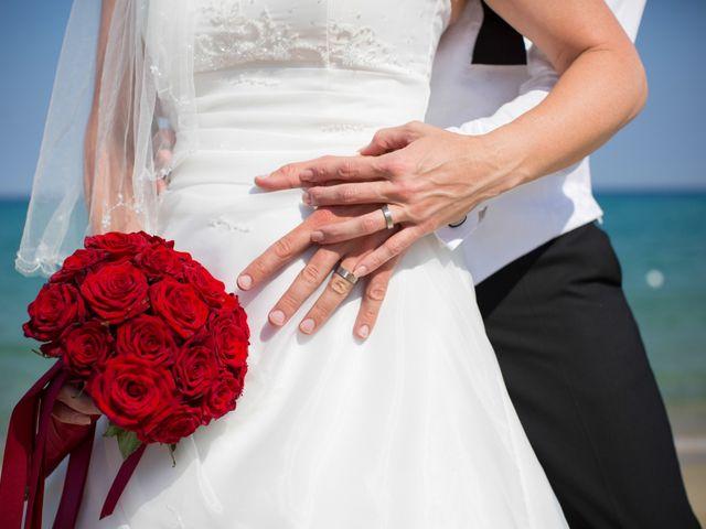 Il matrimonio di Andy e Anja a Castiadas, Cagliari 28