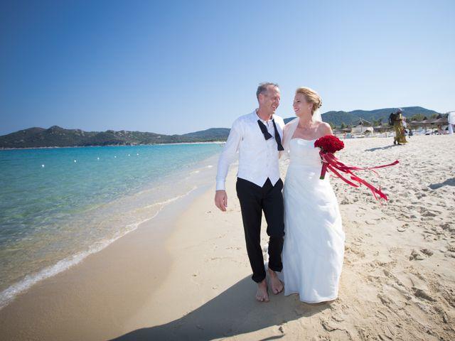Il matrimonio di Andy e Anja a Castiadas, Cagliari 31