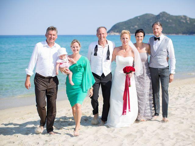Il matrimonio di Andy e Anja a Castiadas, Cagliari 32