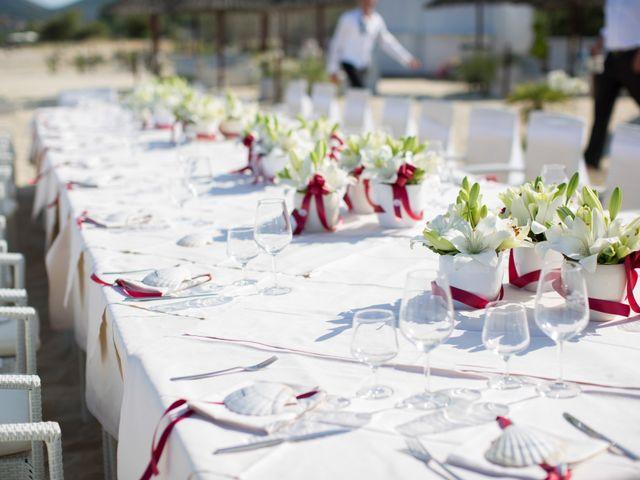Il matrimonio di Andy e Anja a Castiadas, Cagliari 33