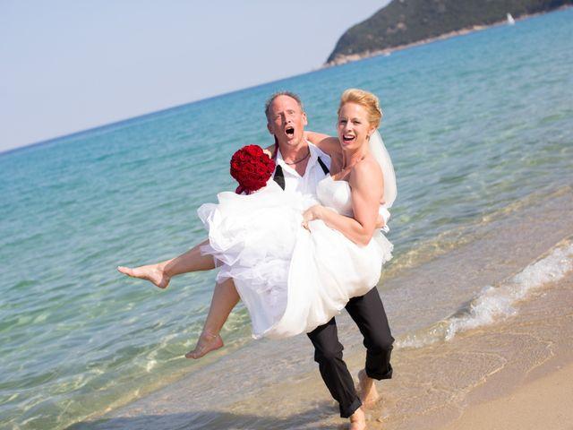 Il matrimonio di Andy e Anja a Castiadas, Cagliari 37