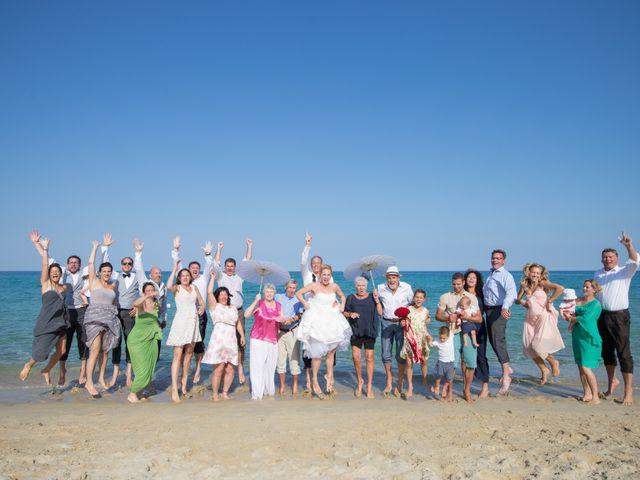 Il matrimonio di Andy e Anja a Castiadas, Cagliari 39
