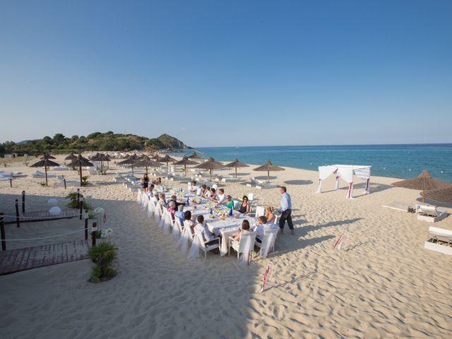 Il matrimonio di Andy e Anja a Castiadas, Cagliari 41