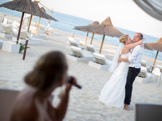 Il matrimonio di Andy e Anja a Castiadas, Cagliari 43