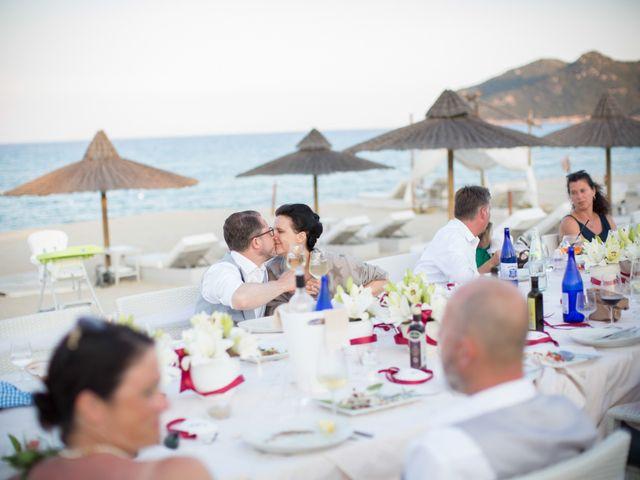 Il matrimonio di Andy e Anja a Castiadas, Cagliari 44