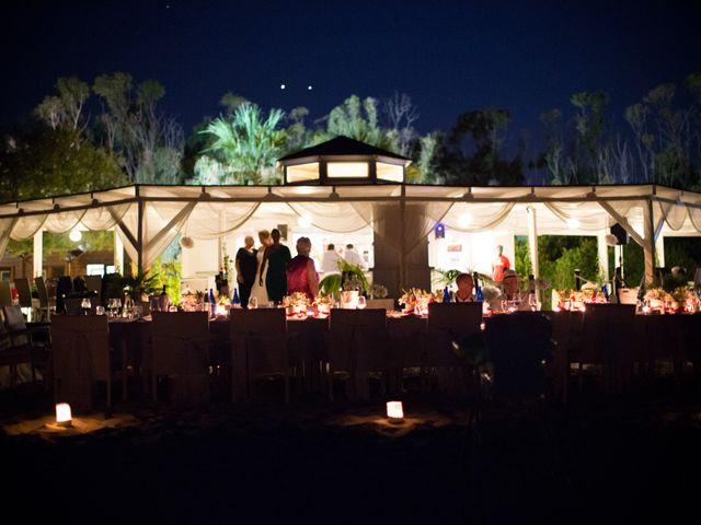 Il matrimonio di Andy e Anja a Castiadas, Cagliari 55