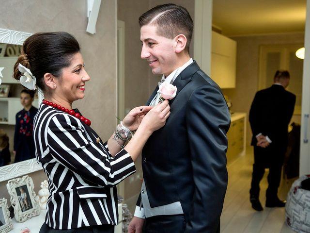 Il matrimonio di Roberto e Antonella a Marcheno, Brescia 4