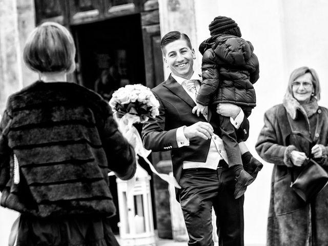Il matrimonio di Roberto e Antonella a Marcheno, Brescia 26