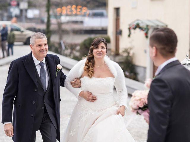 Il matrimonio di Roberto e Antonella a Marcheno, Brescia 29