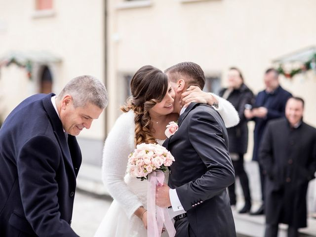 Il matrimonio di Roberto e Antonella a Marcheno, Brescia 30