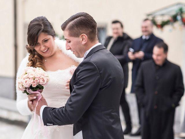 Il matrimonio di Roberto e Antonella a Marcheno, Brescia 31