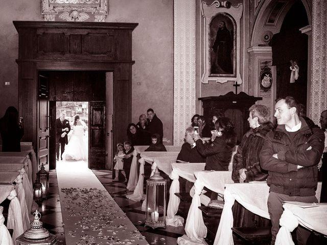 Il matrimonio di Roberto e Antonella a Marcheno, Brescia 33