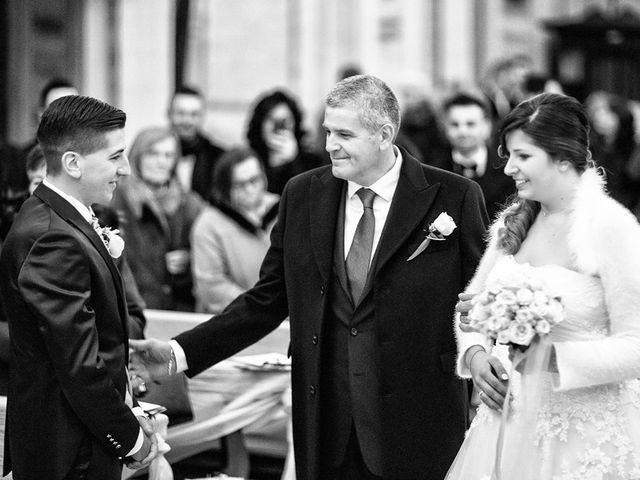 Il matrimonio di Roberto e Antonella a Marcheno, Brescia 34