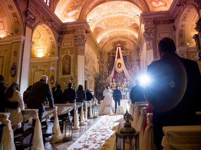 Il matrimonio di Roberto e Antonella a Marcheno, Brescia 36
