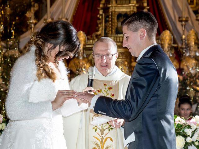 Il matrimonio di Roberto e Antonella a Marcheno, Brescia 44