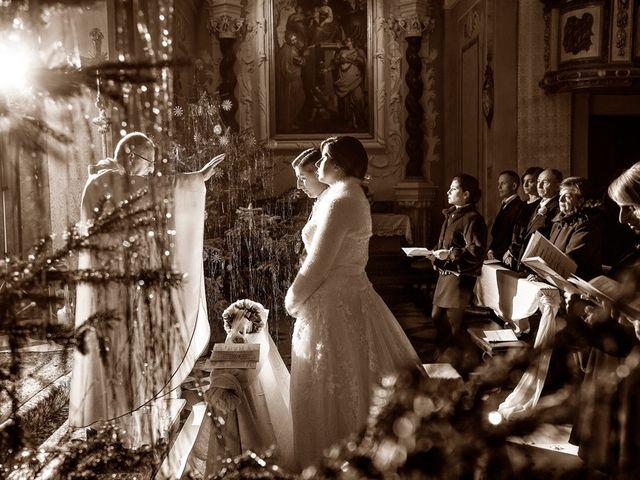 Il matrimonio di Roberto e Antonella a Marcheno, Brescia 46