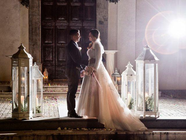 Il matrimonio di Roberto e Antonella a Marcheno, Brescia 51