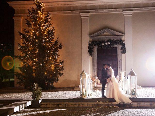 Il matrimonio di Roberto e Antonella a Marcheno, Brescia 52