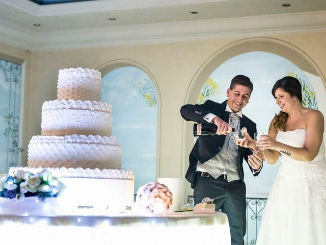 Il matrimonio di Roberto e Antonella a Marcheno, Brescia 73