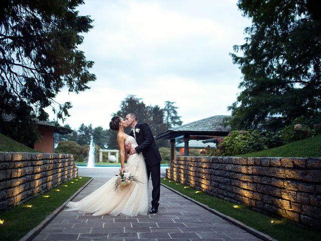 Le nozze di Veronica e Samuele
