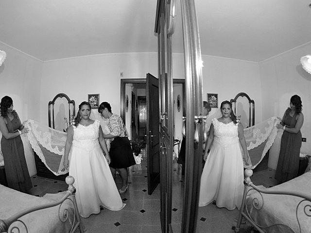 Il matrimonio di Daniele e Valeria a Uta, Cagliari 1