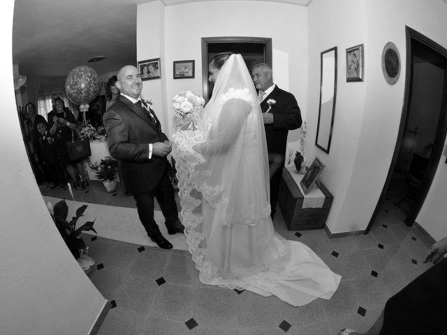 Il matrimonio di Daniele e Valeria a Uta, Cagliari 2