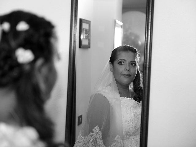 Il matrimonio di Daniele e Valeria a Uta, Cagliari 7