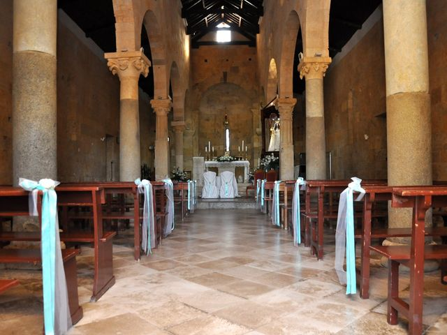 Il matrimonio di Daniele e Valeria a Uta, Cagliari 15