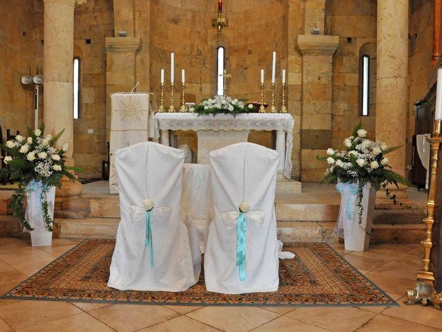 Il matrimonio di Daniele e Valeria a Uta, Cagliari 17