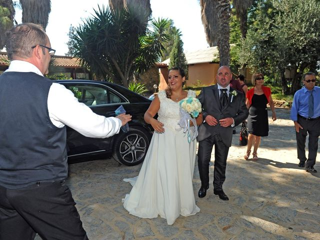 Il matrimonio di Daniele e Valeria a Uta, Cagliari 37