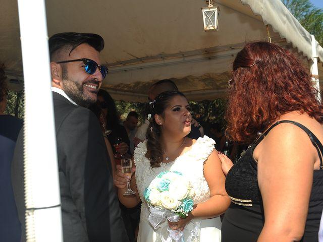 Il matrimonio di Daniele e Valeria a Uta, Cagliari 42