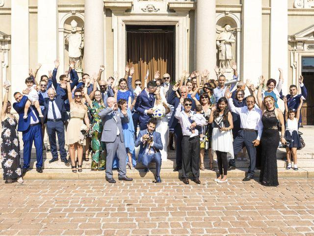Il matrimonio di Roberto e Ilaria a Busto Arsizio, Varese 17