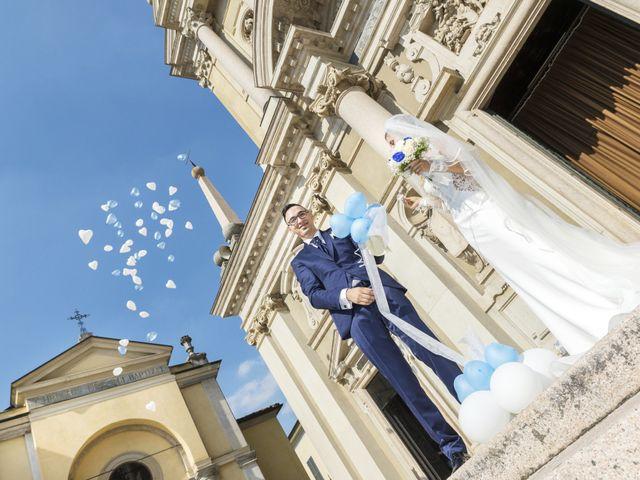 Il matrimonio di Roberto e Ilaria a Busto Arsizio, Varese 18
