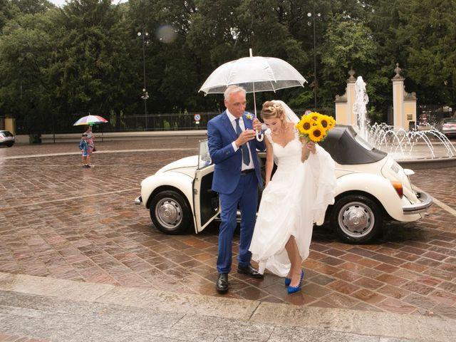Il matrimonio di Luigi e Emilia a Carugate, Milano 10