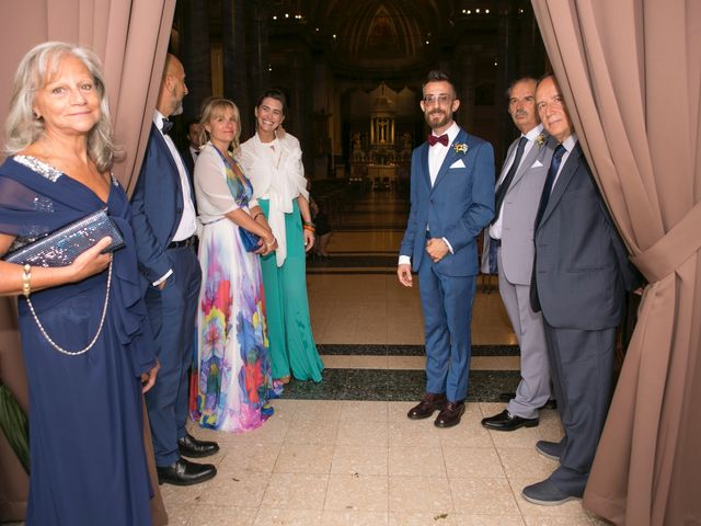 Il matrimonio di Luigi e Emilia a Carugate, Milano 11
