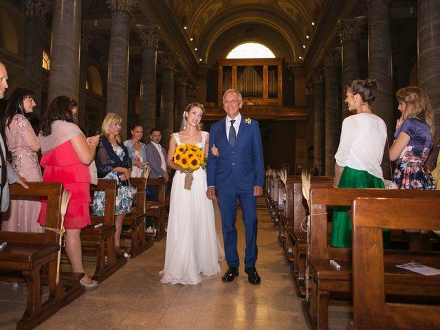 Il matrimonio di Luigi e Emilia a Carugate, Milano 12