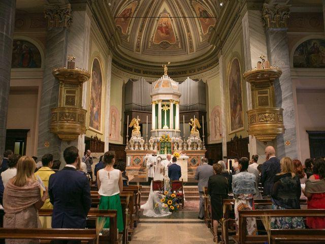 Il matrimonio di Luigi e Emilia a Carugate, Milano 13