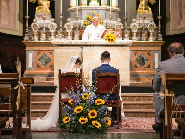 Il matrimonio di Luigi e Emilia a Carugate, Milano 15