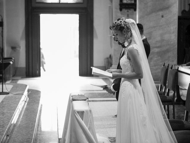 Il matrimonio di Luigi e Emilia a Carugate, Milano 16