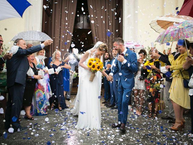 Il matrimonio di Luigi e Emilia a Carugate, Milano 17