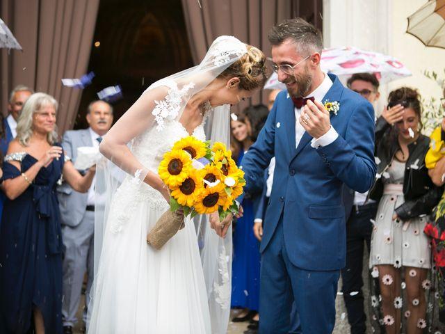 Il matrimonio di Luigi e Emilia a Carugate, Milano 18