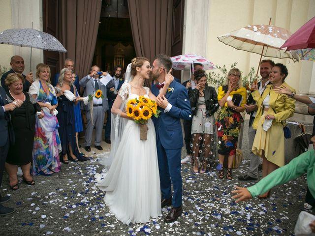 Il matrimonio di Luigi e Emilia a Carugate, Milano 19