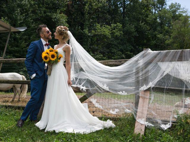 Il matrimonio di Luigi e Emilia a Carugate, Milano 24