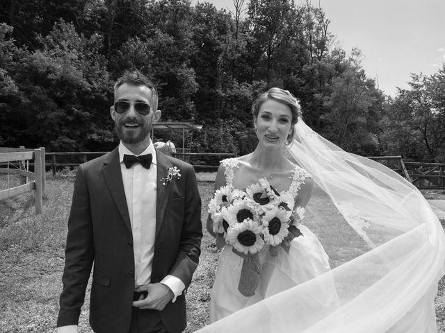 Il matrimonio di Luigi e Emilia a Carugate, Milano 25