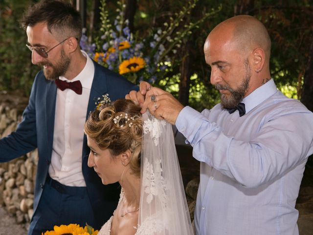 Il matrimonio di Luigi e Emilia a Carugate, Milano 26