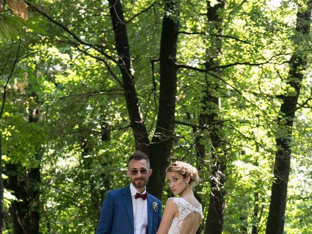 Il matrimonio di Luigi e Emilia a Carugate, Milano 27