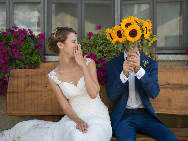 Il matrimonio di Luigi e Emilia a Carugate, Milano 32