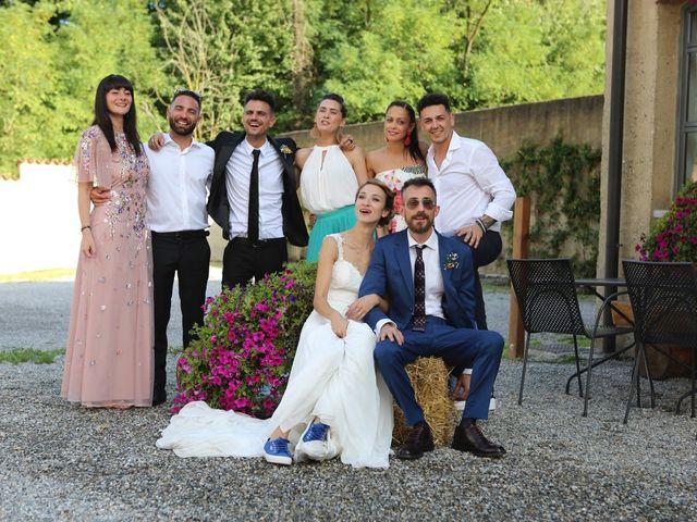 Il matrimonio di Luigi e Emilia a Carugate, Milano 43