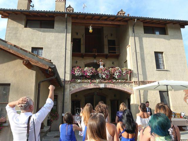 Il matrimonio di Luigi e Emilia a Carugate, Milano 54